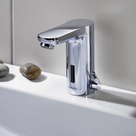 Schell CELIS E Robinetterie de lavabo électronique avec limiteur de température Avec bloc d'alimentation