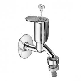 Schell draw-off tap SECUR lockable