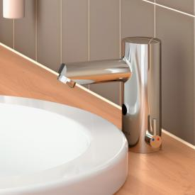 Schell MODUS E electronic basin mixer HD-M, mains operated with plug-in power supply