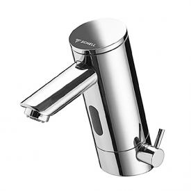 Schell PURIS E electronic basin mixer HD-M, battery operated
