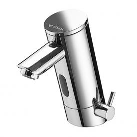Schell PURIS E electronic basin fitting HD-M, mains operation with concealed power supply