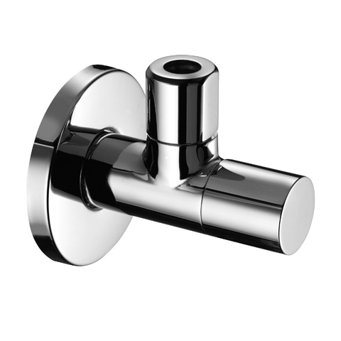 Schell angle valve STILE with compression joint