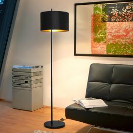 Herbert Schmidt Excentric floor lamp