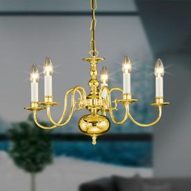 Herbert Schmidt Gent pendant light 5 heads