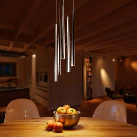 Herbert Schmidt Lucid XL LED pendant light 5 heads round