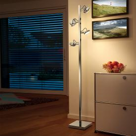 Herbert Schmidt Sphere LED floor lamp with dimmer