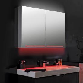 Schneider GRACELINE mirror cabinet with 2 doors and LED washbasin lighting