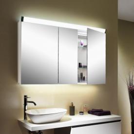 Schneider PALILINE mirror cabinet with 3 doors white