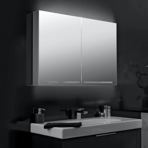 Schneider GRACELINE mirror cabinet with 2 doors