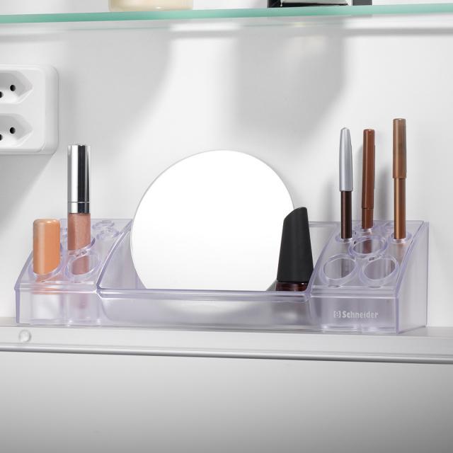 Schneider accessory box for mirror cabinet