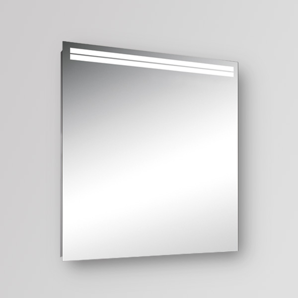 Schneider ARANGALINE mirror with LED lighting without mirror heating, without socket