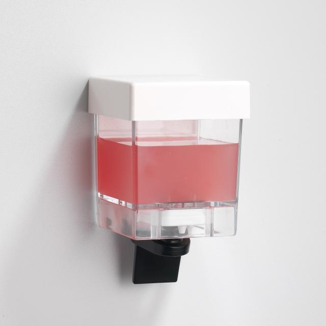 Schneider CARELINE Flex-Sana soap dispenser with hand lever