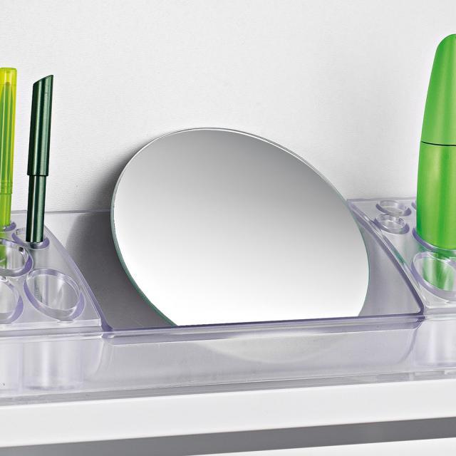 Schneider magnifying mirror for mirror cabinet