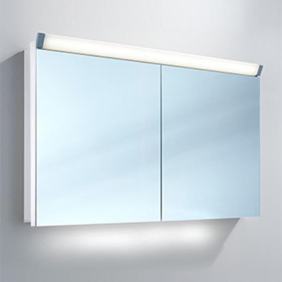 Schneider PALILINE mirror cabinet with 2 doors white