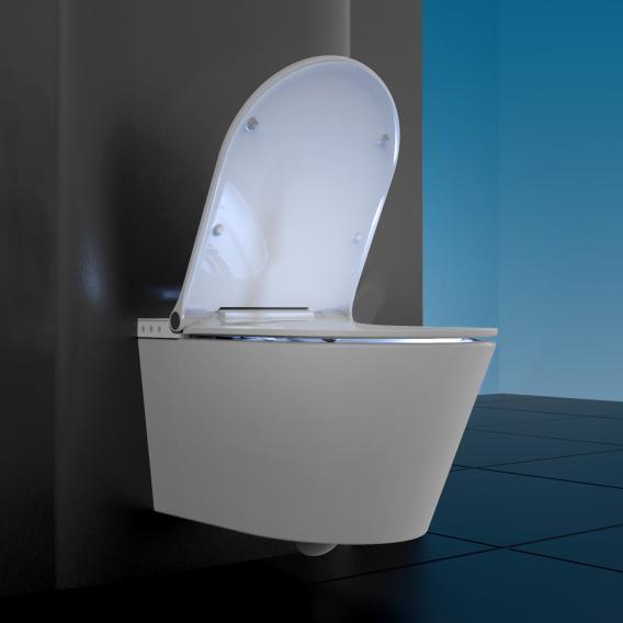 Schütte Cesari shower toilet, with toilet seat