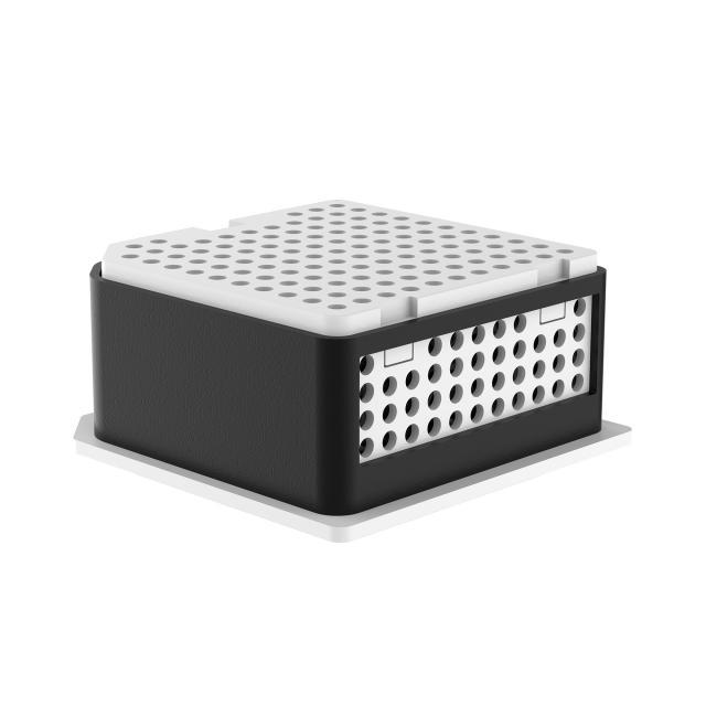 Schütte Cesari odour box for shower toilet