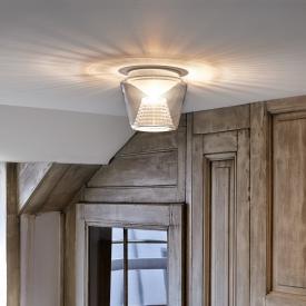 Serien Lighting Annex LED ceiling light, crystal reflector