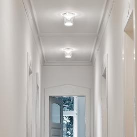 Serien Lighting Annex LED ceiling light, polished reflector