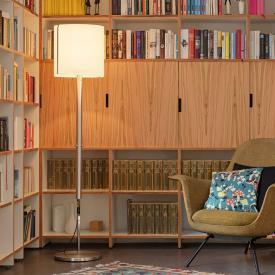 Serien Lighting Jones S LED floor lamp with dimmer