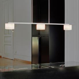 Serien Lighting Reef LED Suspension pendant light 3 shades