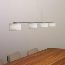Serien Lighting Reef LED Suspension pendant light 4 shades