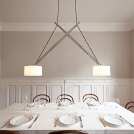 Serien Lighting Twin LED pendant light