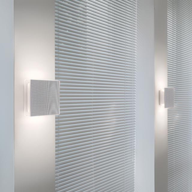 serien.lighting App LED wall light, structured