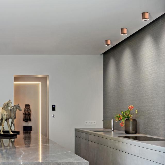 serien.lighting Cavity L LED ceiling light/spotlight