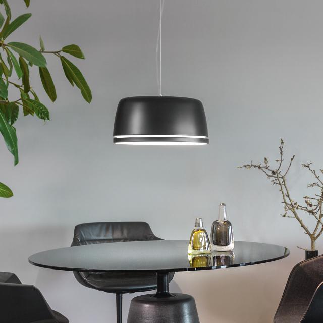 serien.lighting Central Suspension LED pendant light with dimmer
