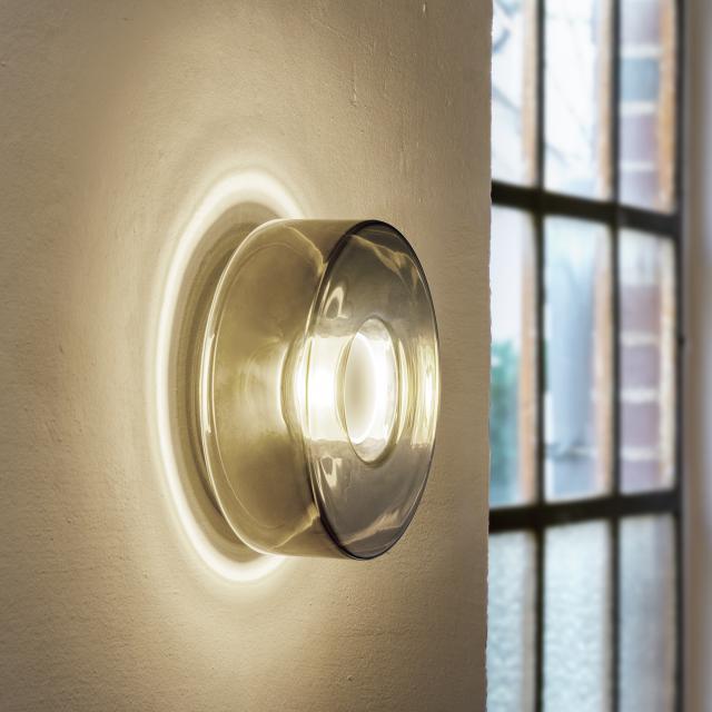 serien.lighting Curling LED wall light