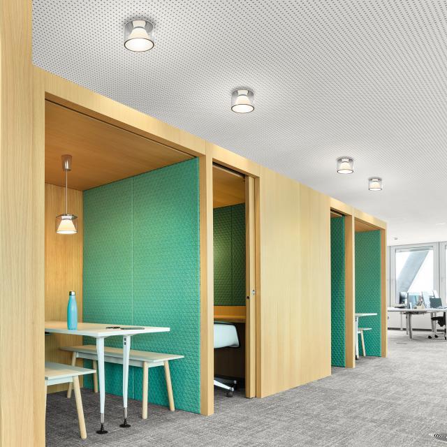 serien.lighting Drum S LED ceiling light