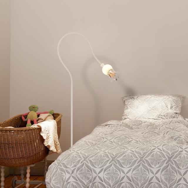 serien.lighting Poppy Floor floor lamp, 1 arm