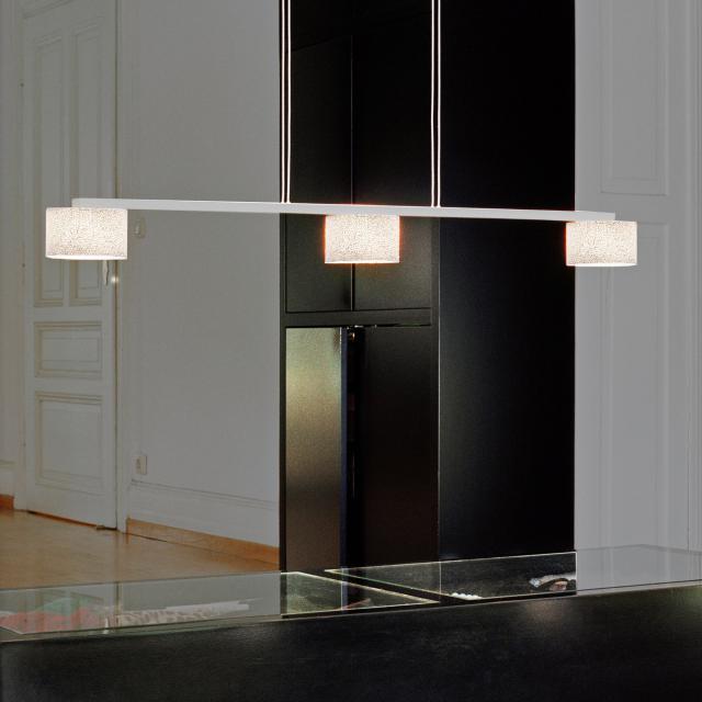 serien.lighting Reef Suspension pendant light 3 shades