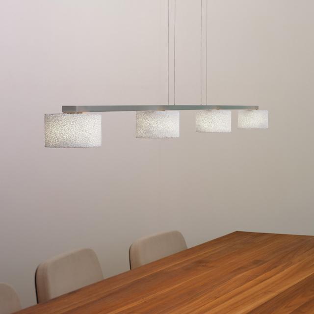 serien.lighting Reef Suspension pendant light 4 shades