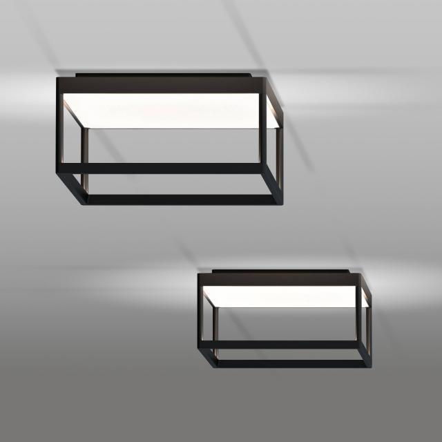 serien.lighting Reflex² LED ceiling light with dimmer