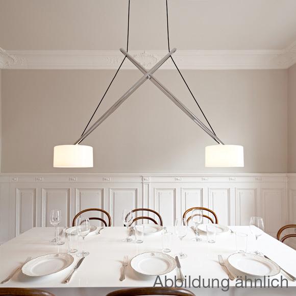 serien.lighting Twin LED pendant light