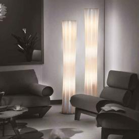 Slamp BACH GOLD floor lamp with dimmer