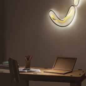 Slamp CROCCO L LED wall light