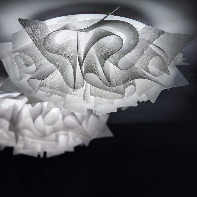 SLAMP VELI COUTURE ceiling light