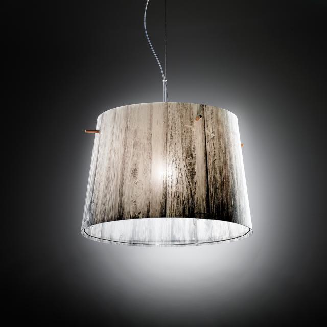 SLAMP WOODY SUSPENSION pendant light