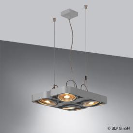 SLV Aixlight R2 Square pendant light