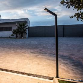 SLV BENDO 225 LED floor lamp