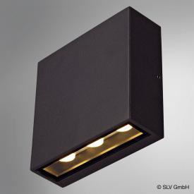 SLV BIG QUAD LED wall light