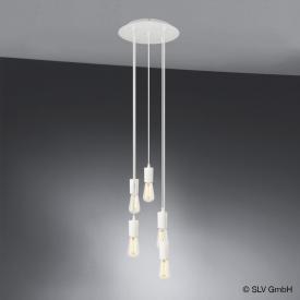 SLV Fitu 5 headed pendant light