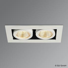 SLV Kadux 2 Set LED recessed light / spotlight