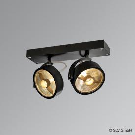SLV Kalu 2 QPAR111 ceiling light/spotlight