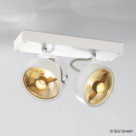 SLV Kalu 2 QPAR111 ceiling light/spotlight