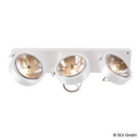 SLV KALU 3 ceiling light / spot
