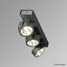 SLV Kalu 3 LED ceiling light/spotlight