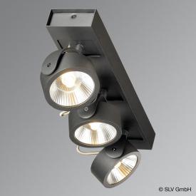 SLV Kalu 3 LED ceiling light/spotlight